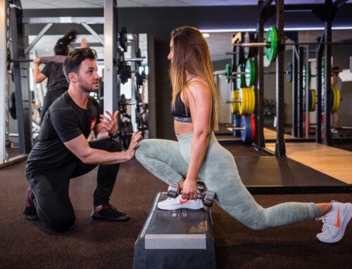 4 Faktoren für deinen Erfolg im Training. Range of Motion