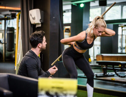 4 Faktoren für deinen Erfolg im Training. Beweglichkeit